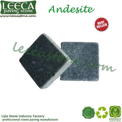 Andesite stone building material outdoor paver