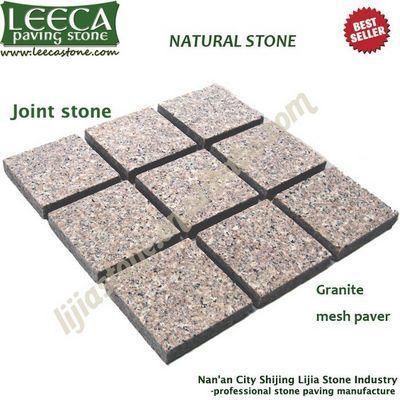 Granite Cube Sawn Paving Stone On Net Leeca The