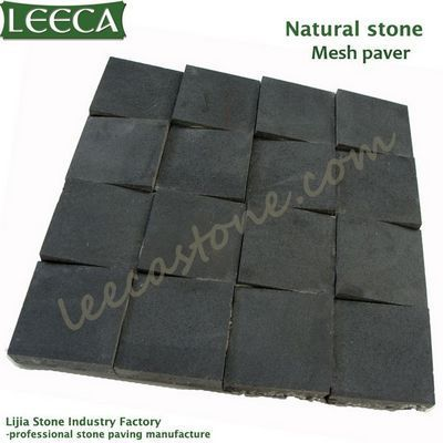 Paver Driveway Net Stones Paving Mat Leeca The