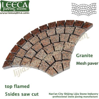 Granite Porphyry Garden Landscape Stone Leeca The