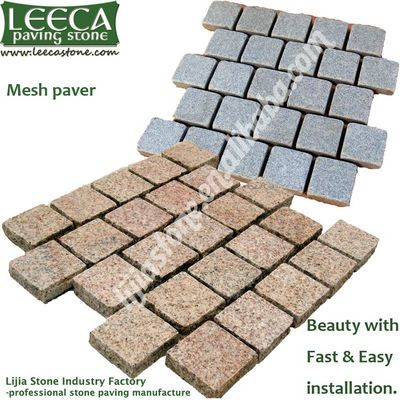 Natural garden stepping stone pathway flagstone, LEECA stone