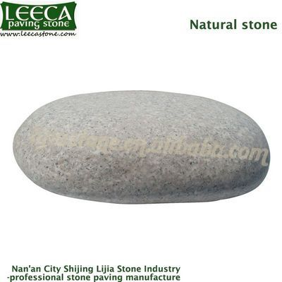 Cobblestone for sale light pink natural pebble