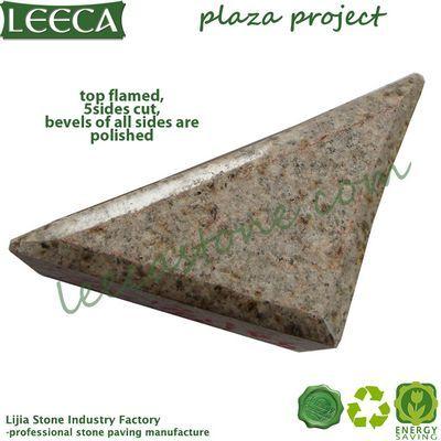 Triangle Paver Pattern Stone Leeca The Professional