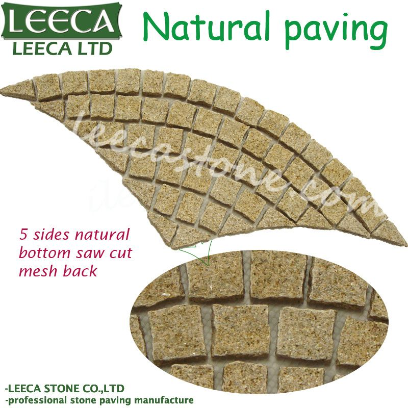 Yard stone decoration paving bricks