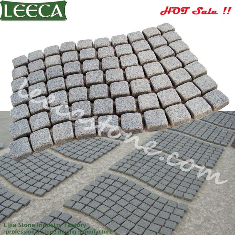 LEECA Design Holland Paving Stones Granite Patio Pavers LEECA - Granite patio pavers