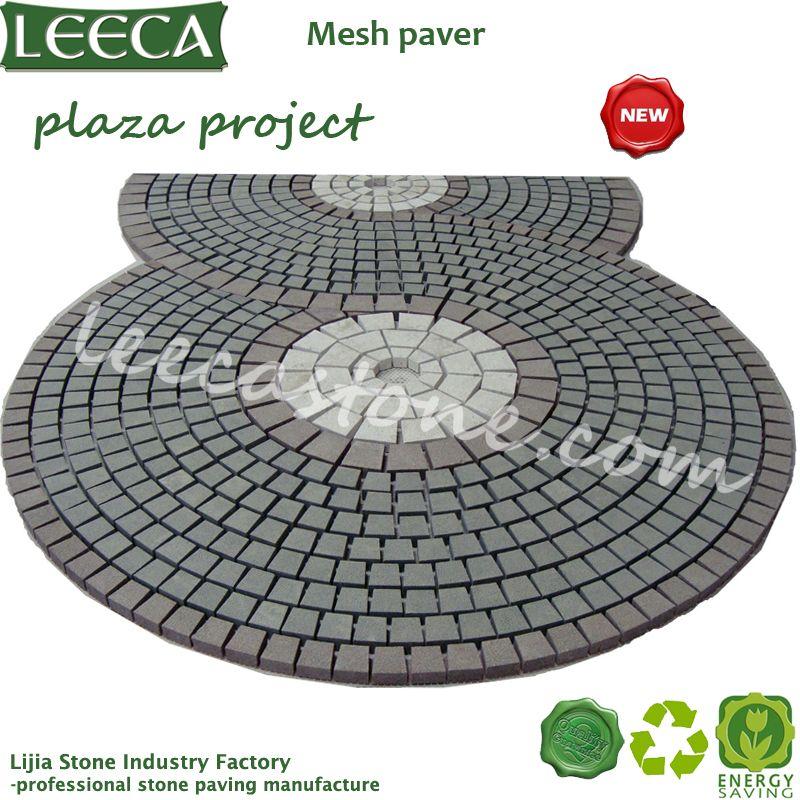 sidewalk pattern paver garden paving stones leeca the