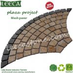 Mesh back pavers lowes paving stones granite paver