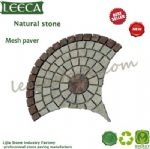 Cheap patio paver stones edging garden stone paving