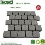 Cobblestone pavers outdoor tiles for driveway cube stone Jordan paving