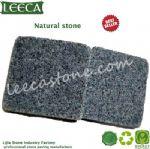 Sidewalk stone granite paver outdoor tiles Bahrain cobble