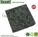 Zhangpu basalt stone cube cheap paving stone