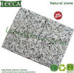 China light grey granite brick pavers outdoor tiles