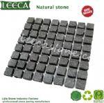 Cheap driveway paving stone cobblestone mat paving