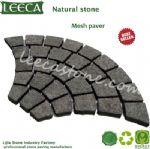 China Fuding basalt driveway pavers fieldstone