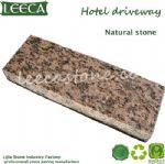 polished granite brick paver tile cheap natural stone