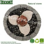 Landscape edging stone courtyard decor pavers florida