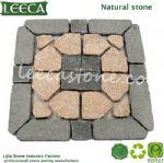 Irregular paver random natural stone outdoor tiles