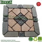 Beach umbrella base cheap paving stone chinese granite