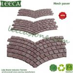 V shape paving stone dimensional cladding cobblestone pavers florida