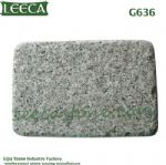 G636 light pink granite stone cube brick dimensions