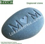M&M word stone Customized stone gift