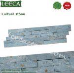 Multicolor porfido Armour stone retaining walls