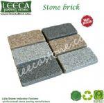 Flagstone mat mesh stone tile granite brick
