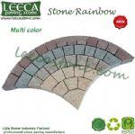Landscape stones lowes rainbow stone