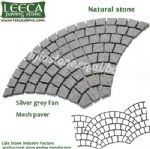 Outdoor patio fans,driveway paver,mesh stone