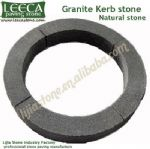 Conservation kerb,stone edging,large granite stone