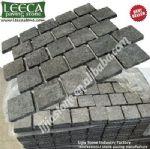 Interlocking cube,mesh stone,driveway paver stone Muscat