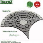 Net stones,large pavers,fan cobbles