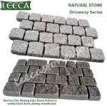 Cobble stone mat,china paver,driveway stone paving