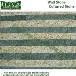 Wall cladding stone,granite types,mesh stone