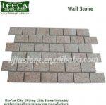 Interlocking,wall stone,mesh back