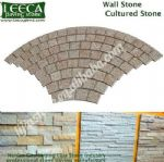 Fan paver,cobblestone,mesh back