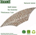 Wall stone tile,thin paver,stone by nature