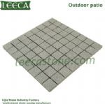 Natural light grey paving stone types