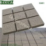 Granite G681 paving stone mat