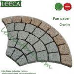 Garden stone decor, granite paving tiles