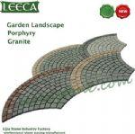 Granite porphyry garden landscape stone