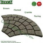 Cultural stone, granite paver for driveway