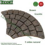 Chinese cultural granite paver, natural stone