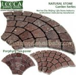 Stone by nature,cobblestone for sale,fan paving