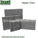 Light grey Chinese granite Belgian block