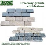 River rock flagstone field stone for driveway