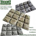 Mesh stone paver,driveway paving,stone by nature