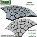 China paver,driveway stone mats,sell paving stone