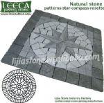 Plaza stone paving,large paver,square paver stone