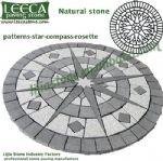 Round paver stone,circle kit,stone by nature